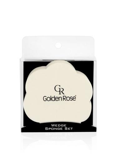 Golden Rose Gr Wedge Sponge Set Renkli